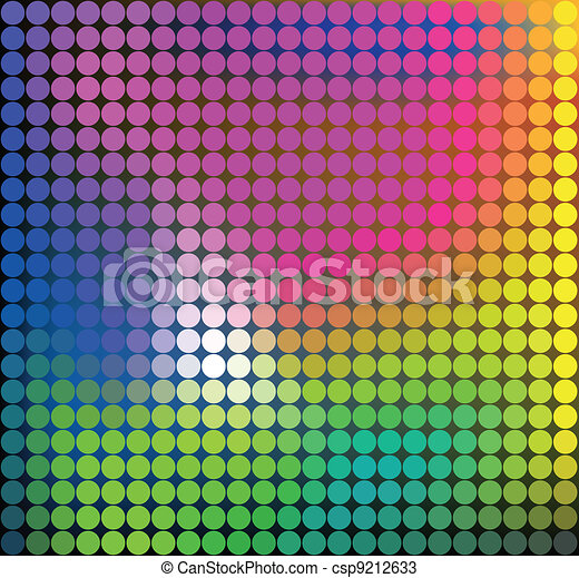 colorful abstract template - csp9212633