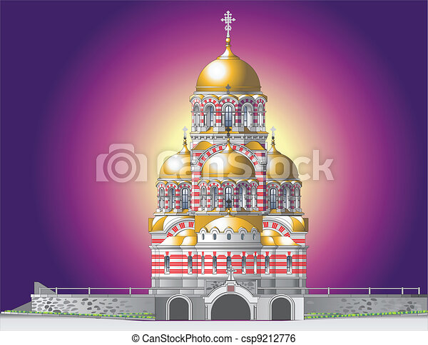 Orthodox Church - csp9212776