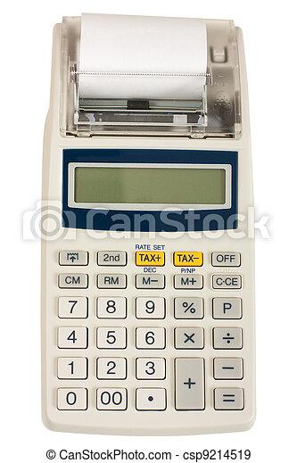 Electronic cash register - csp9214519