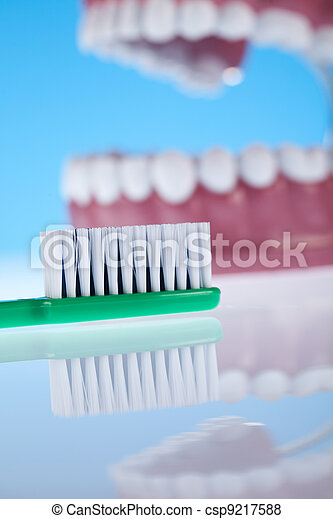 Dental health care objects - csp9217588