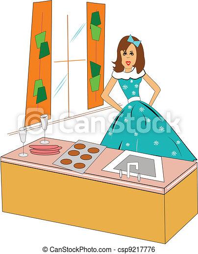kitchen - csp9217776