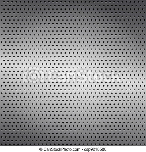 Metal background - csp9218580