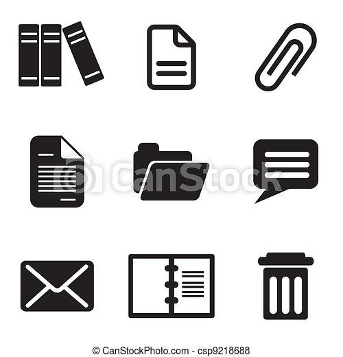 computer icons - csp9218688