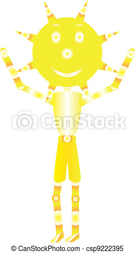 sunshine boy - csp9222395