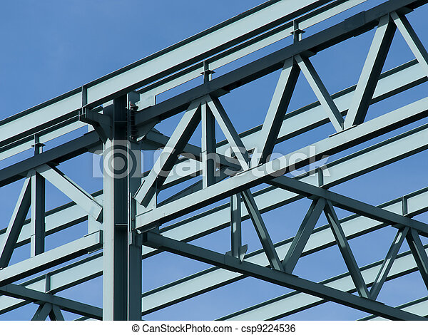 Steel Construction Frame - csp9224536