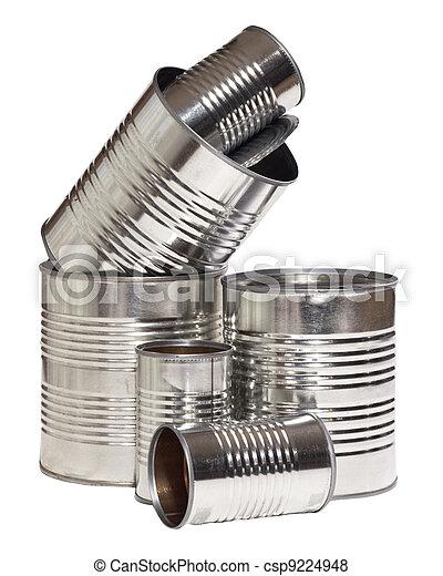 Aluminum Cans - csp9224948
