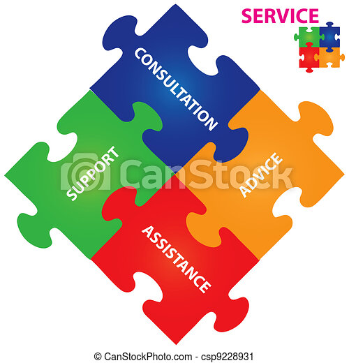 Service Vector - csp9228931