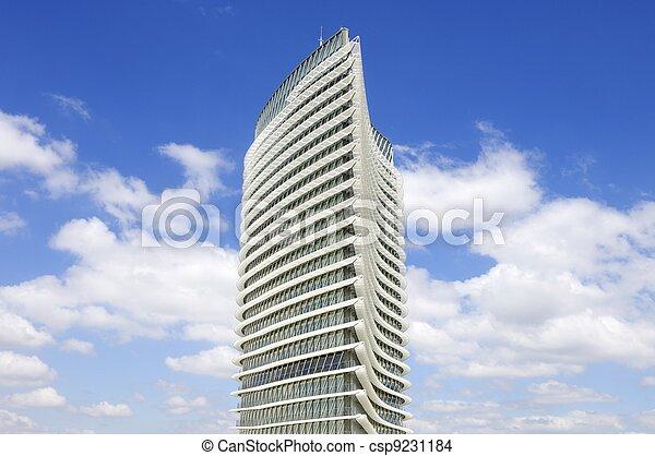 water tower - csp9231184