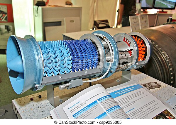 Jet Engine Models Jet Engine Model Csp9235805