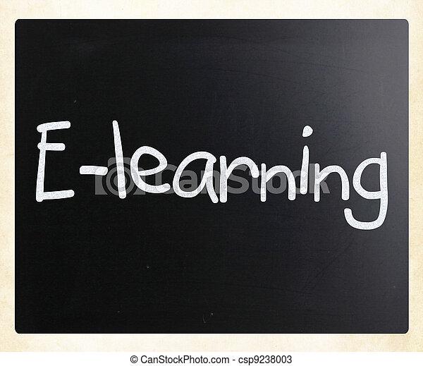 E-learning - csp9238003