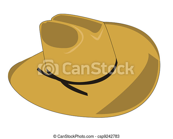 Cowboy hat Illustrations and Clip Art. 5,347 Cowboy hat royalty ...