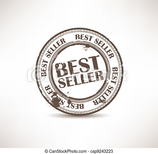 Grunge rubber stamp. Best seller - csp9243223
