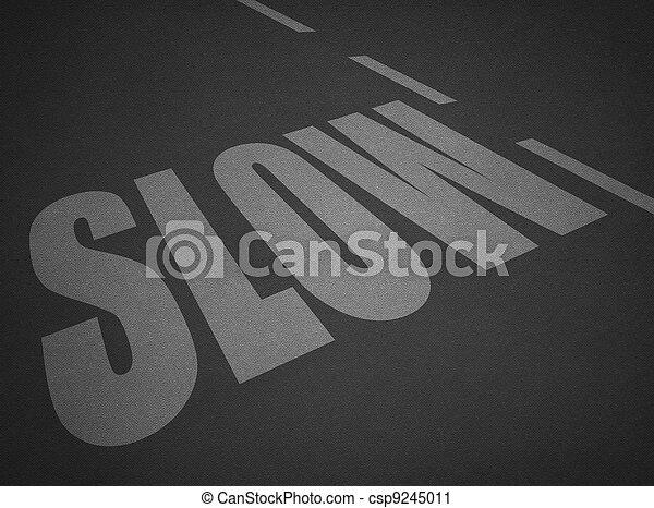 slow - csp9245011