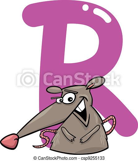 R for rat - csp9255133