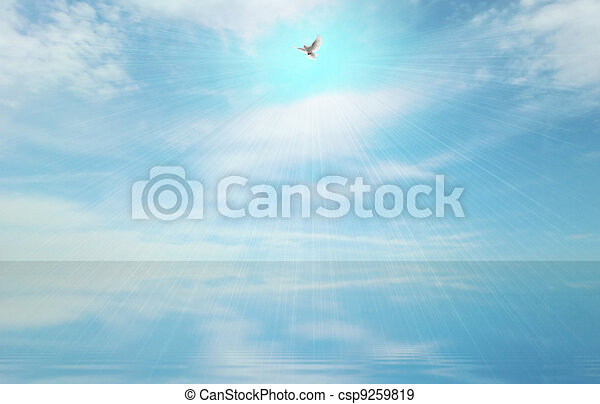 Holy Spirit - csp9259819