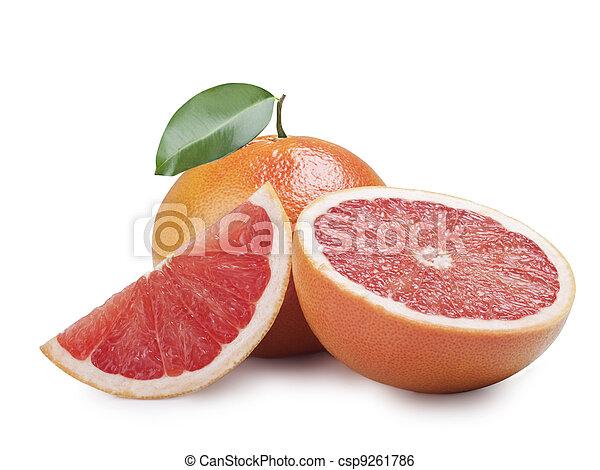 grapefruit  - csp9261786