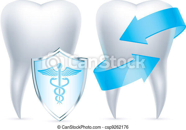 Teeth protection. - csp9262176