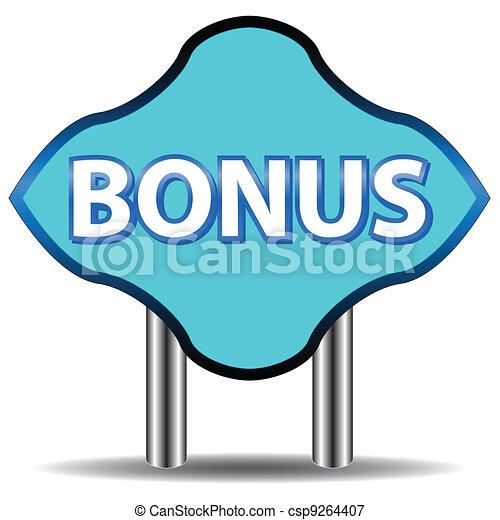 Unique bonus icon  - csp9264407
