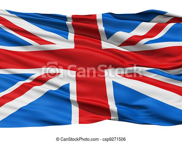 Flag United Kingdom Of Great Britain - csp9271506