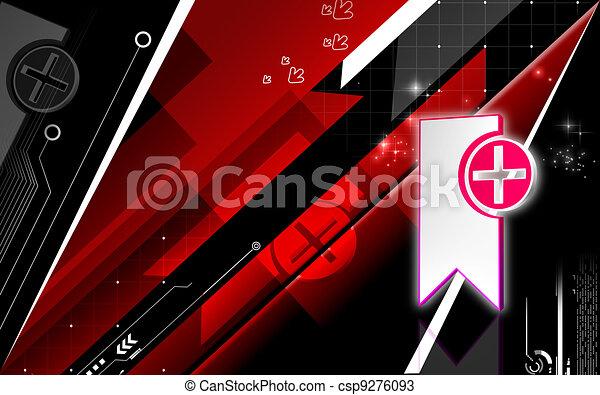 Clinical symbol - csp9276093