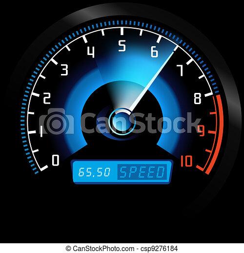 Speedometer - csp9276184