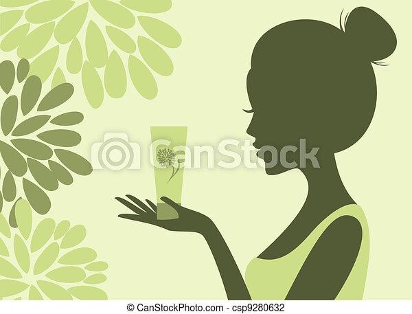 Natural Cosmetics - csp9280632