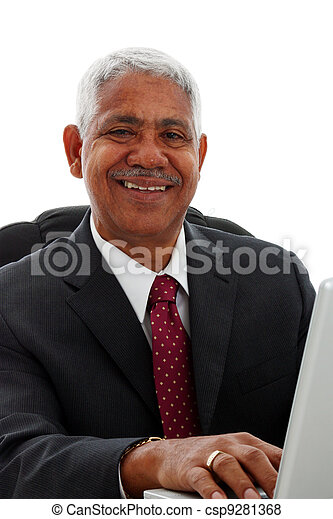 Minority Businessman - csp9281368