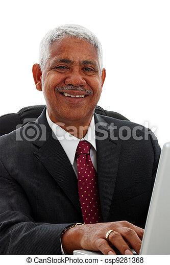 Minority Businessman - csp9281368