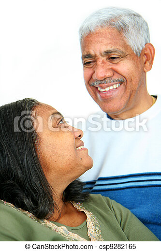 Minority Couple - csp9282165