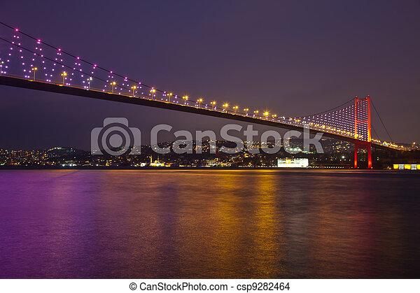 Bosphorus Bridge 2 - csp9282464