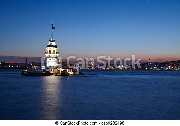 maiden tower 2 - csp9282498