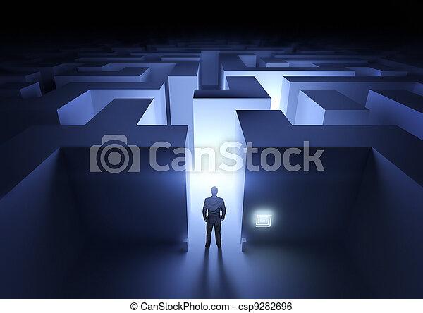 Business Challenge - csp9282696