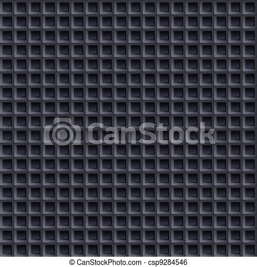 Metal surface with iron texture backdrop - csp9284546