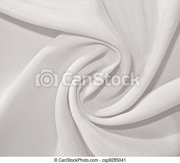 Twisted dull white fabric - csp9285041