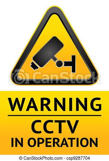Symbol security camera - csp9287704