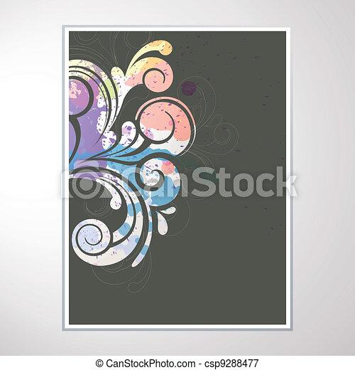 Abstract Vector Design - csp9288477