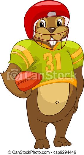Beaver CREES. - csp9294446
