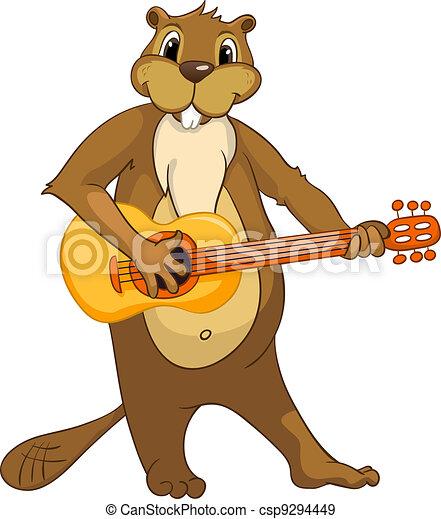 Beaver CREES. - csp9294449