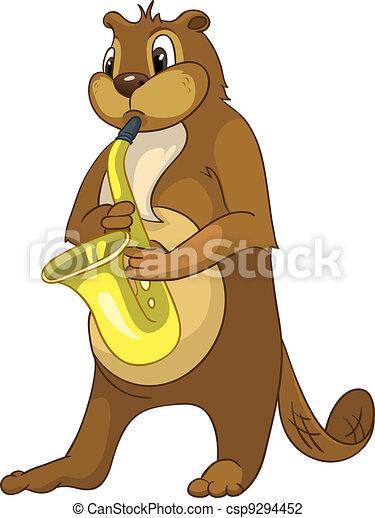 Beaver CREES. - csp9294452