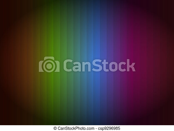 Abstract multi color background with shades of black - csp9296985