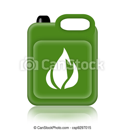 Gasoline Canister - csp9297015
