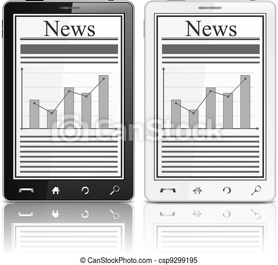 News in Mobile Phone - csp9299195