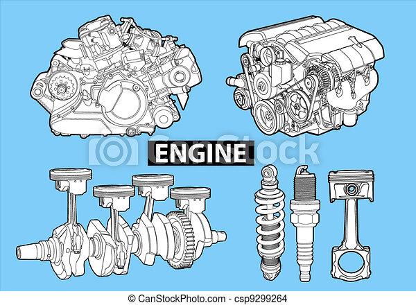 Vector engines - csp9299264