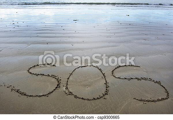 Survival at Sea - Castaway - csp9300665