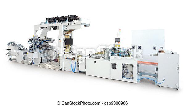Printing machine  - csp9300906