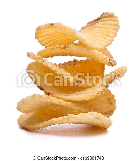 potato chips - csp9301743