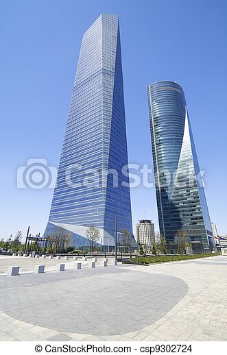 Cuatro Torres Business Area - csp9302724