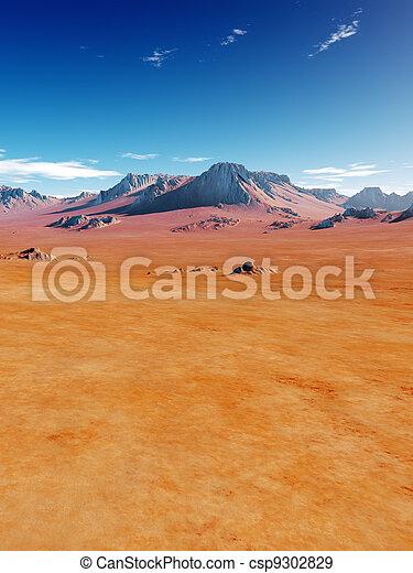 Desert - csp9302829