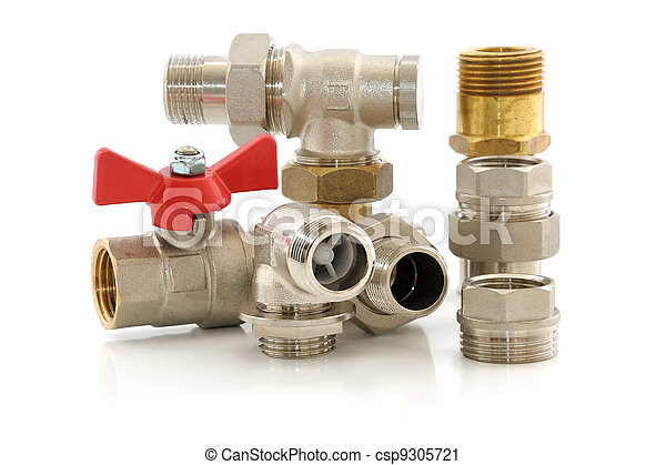 metal parts for plumbing and sanitary equipment - csp9305721