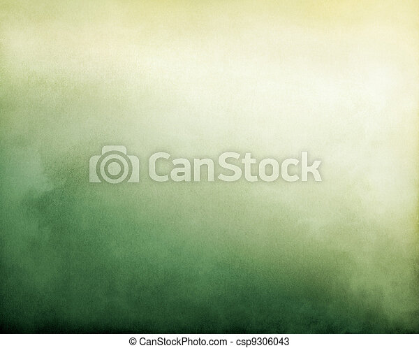 Yellow Green Fog - csp9306043